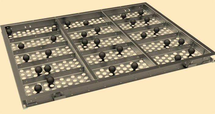 Рисунок 5 - Решетные рамки